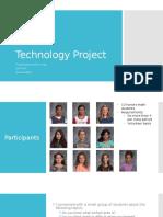 Technology Project Reflection