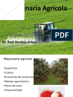 3 Maquinaria Agricola