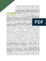 Informe - Responsabilidad Medicina Satisfactiva
