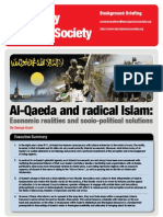 Al-Qaeda and Radical Islam