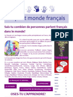 Le Petit  Monde Français