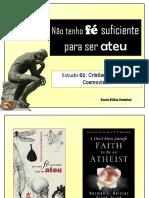 01Aula Cristianismo e Cosmovisão