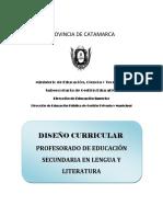 DCJ-2015 Profesorado de Educ Secundaria en Lengua y Literatura