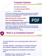 Introduction Embedded Systems
