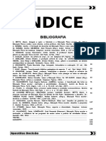 Indice - See Sp - Prof Educação Física