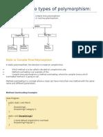 Polymorphism - C#