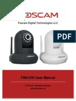 FI8910W User Manual Final