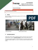 Laboratorio de Suelos y Hormigones II - Dosificación y Resistencia Mecanica