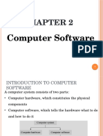 Computer Software and Operating System