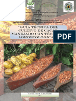 Manejo Del Cacao