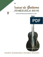 V Festival de guitarra VENEZUELA 2016.pdf