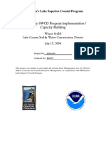 Lake County SWCD Program Implementation / Capacity Building (310-01-07)