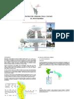 Intervencion Urbana  de la ciudad de Moyobamba