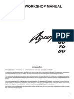 AGROPLUS 60-70-80 Repair manual