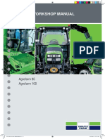 AGROFARM 85 100 Repair manual
