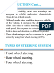 Four Wheel Steering System1