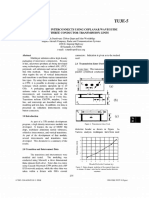 Transitions and Interconnects Using Coplanar Waveguide and Other Three Conductor Transmission Lines