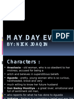 May Day Eve