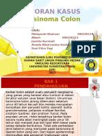 Presentation Lapkas CA COLOON