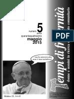 Rivista Maggio 2015