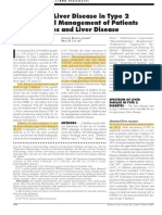 Tolman KG. 2007. Spectrum of Liver Disease in Type 2 Diabetes and Management of Patients With Diabetes and Liver Disease
