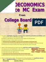 Macroecon Practice Exam