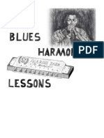 Blues Harmonica Lessons