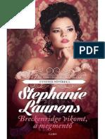Stephanie Laurens - 1. Breckenridge Vikomt, A Megmentő