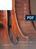 Christies String instruments catalogue
