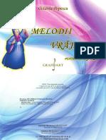 Melodii Vrajite pentru Pian de Octavia Popescu