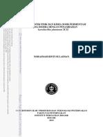 Karakteristik Fisik Dan Kimia Sosis Fermentasi Daging Domba Dengan Penambahan Lactobacillus Plantarum 2c12