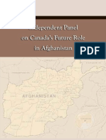 Manley Report on Canada's Mission in Afghanistan