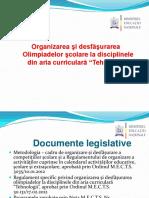 Regulament OlimpiadeTehnologii