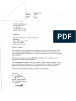 RCMP response to Dominic Leblanc