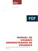 Manual de Usuario pmbok