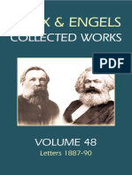 Marx & Engels Collected Works Volume 48