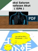 Infeksi Saluran Pernafasan Akut