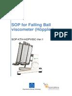 KTH SOP Höppler Visc NanoHex Final