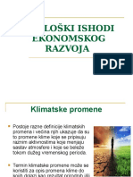Nemanja Đorđević - Ekološki Ishodi Ekonomskog Razvoja