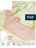 Zoneamiento de Riesgos Por Caída de Rocas LLactapata