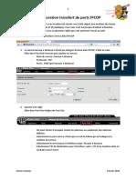 Configuration Transfert de Ports Ipcop