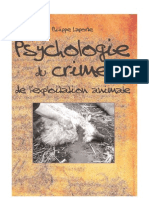 Psychologie de l'Exploitation Animale