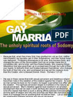 The Spiritual Roots of Homosexuality