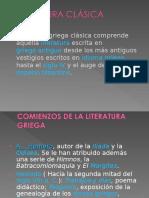 LITERATURA CLASICA