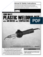 Plastic Welding Manual