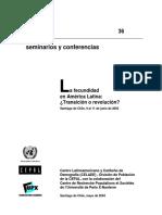 Schkolnik, La Fecundidad en América Latina