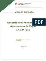 Manual de Utilizador - Necessidades Permanentes %2F Apuramento de Vagas - 1ª e 2ª Fase