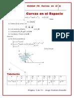 Ejemplo de Curvas 2013-I