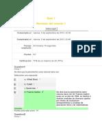 Quiz 1 Psicometria 1
