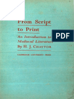 134277826 Chaytor 1945 From Script to Print